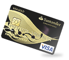 Gebyrfri Visa Gold kredittkort