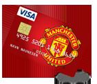Manchester U. Visa - Eff. rente 26,9 %